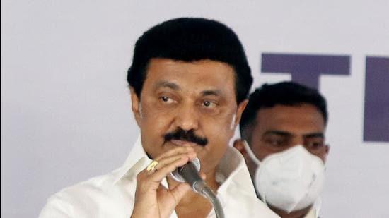 Tamil Nadu CM MK Stalin. (File photo)
