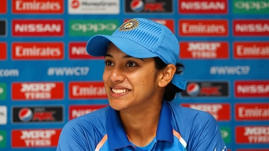 Smriti Mandhana is highly excited for his maiden Day/Night Test for India. (Getty Images)
