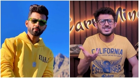 Rahul Vaidya has reacted to Carry Minati's video on Bigg Boss and its contestants.