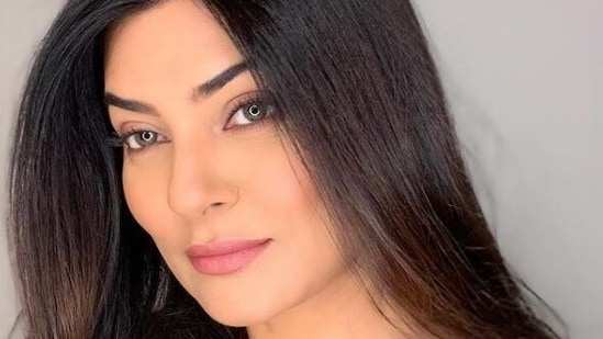 Sushmita Sen shared a new picture of herself.