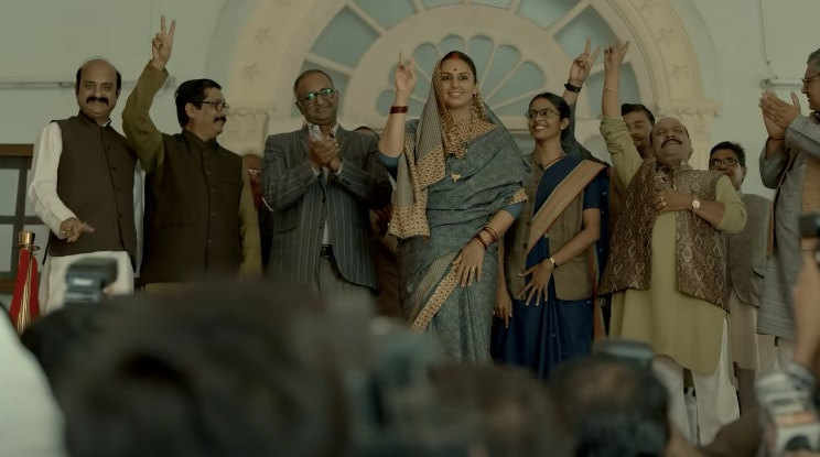 Maharani review: Huma Qureshi tries her best, but SonyLIV's hollow show is over-plotted yet underwritten   Hindustan Times