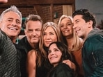 The cast of FRIENDS will be reuniting for a special episode.