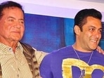 Veteran screenwriter Salim Khan is the father of actor Salman Khan.