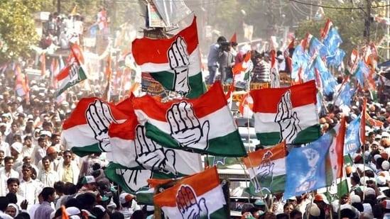 Delhi police on May 22 asked the two Congress leaders to join the investigation as they started a preliminary enquiry into the allegations.(File photo for representation)