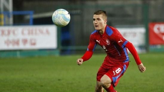 File photo of Michal Sadílek in action.(Twitter)