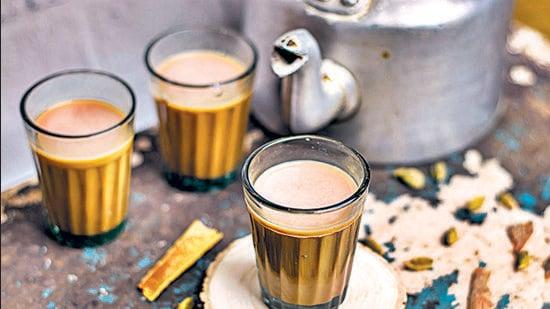 'Gandharva Golden Tea' prospered despite the rumours. (Shutterstock)