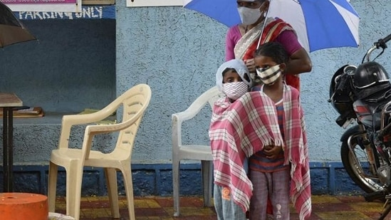 Maharashtra health minister Rajesh Tope in a statement said noted paediatrician Dr Suhas Prabhu will be the chief of the 13-member paediatric task force. (AFP file photo. Representative image)