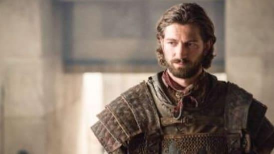 Michiel Huisman played Daario Naharis in three seasons of Game of Thrones.