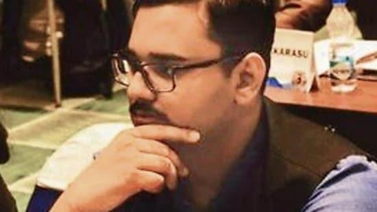 Satyam Jha.(Hindustan Times)