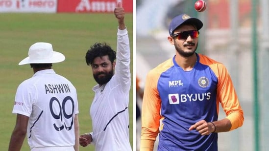 Who will play in WTC final - Ravindra Jadeja and Axar Patel?(BCCI/Twitter)