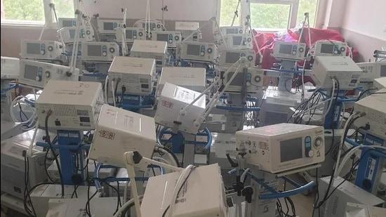 Army steps in to repair ventilators at Faridkot facility