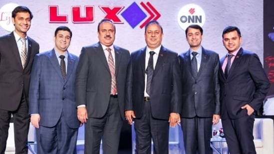 Lux Industries Ltd