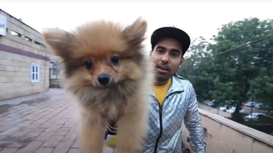 YouTuber Gaurav Sharma said he took all safety precautions before making the video, but admitted that he should not have made such a video in the first place. (Photo: YouTube)