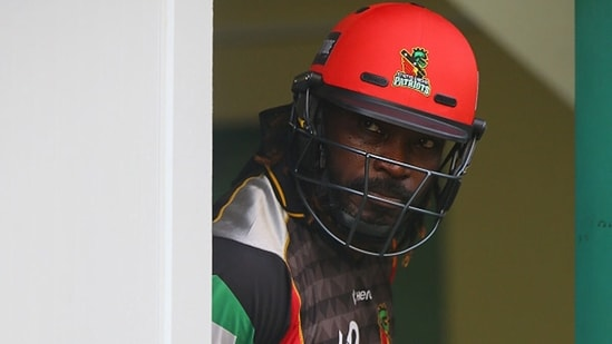 Chris Gayle. (Getty Images.)