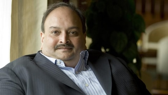 Mehul Choksi(HT file photo)