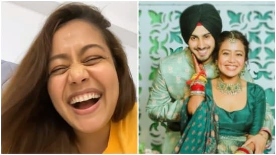 Rohanpreet Singh and Neha Kakkar they tied the knot in October 2020.