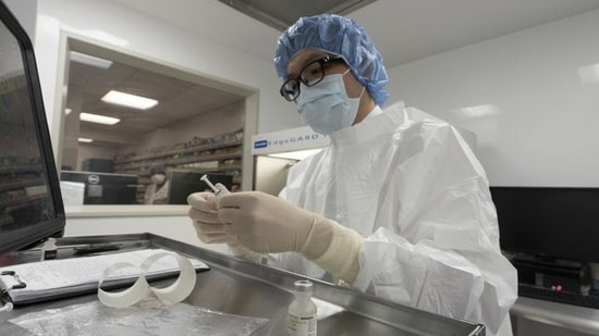 As the WHO prepares to begin a second phase of studies into the origins of Covid-19, China has been under pressure to give investigators more access amid allegations that SARS-CoV-2 leaked from a laboratory specialising in coronavirus research in the city of Wuhan.(AP)