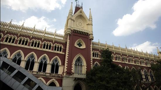 A view of Calcutta high court. (Samir Jana/HT Photo)