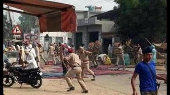 Cops witness to Kotkapura firing appear before new SIT