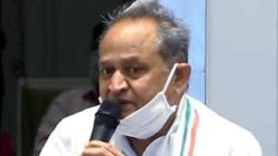 Rajasthan CM Ashok Gehlot. (File photo)