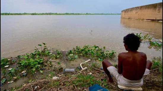 River Ganga in Kanpur. (File photo)