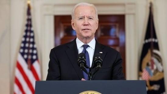 United States President Joe Biden(Reuters file photo)