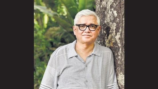 Author Amitav Ghosh (Samir Jana/HT Archive)