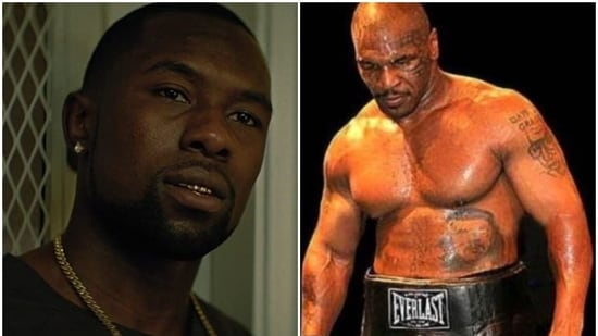 Mike Tyson is not involved in the making of the Trevante Rhodes starring Iron Mike series.