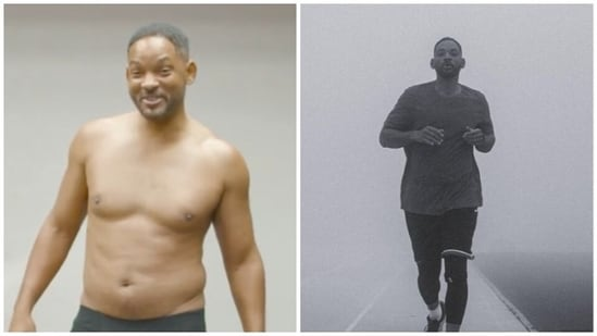 Will Smith shares fitness video(Instagram/willsmith)