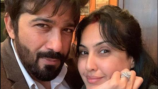 Actor Kamya Panjabi tied the knot with Shalabh Dang last year in February just before pandemic had hit us.