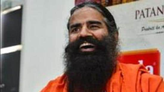 Yoga guru Ramdev and the Indian Medical Association have been hurling barbs at each other after Ramdev's stinging criticism of allopathic medicines. (Ramesh Pathania/Mint)