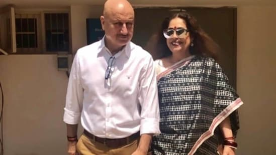 Anupam Kher had issued a statement about Kirron Kher's health.