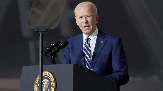 President Joe Biden's proposals also call for $2 trillion in additional business-tax revenue over the next 10 years. REUTERS/Ken Cedeno(REUTERS)