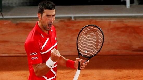 Novak Djokovic(REUTERS)