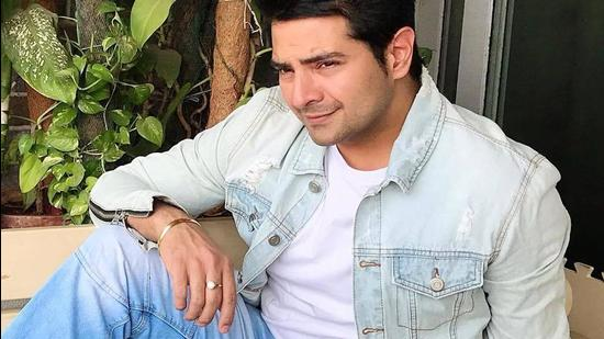 """Karan says, """"It was funny at one point, that just as when I was beginning to feel better, I tested positive. But seriously, it has been a tough time."""""""