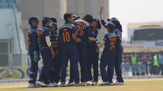 Indian women's team: File photo(BCCI Women / Twitter)