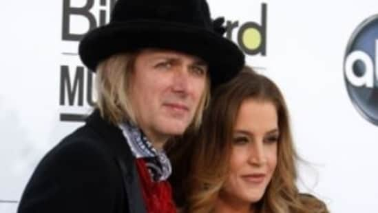 Lisa Marie Presley and Michael Lockwood filed for divorce in 2016.(ANI)