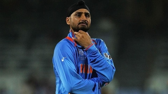 File image of off-spinner Harbhajan Singh(Getty Images)