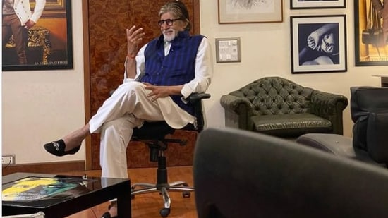 Amitabh Bachchan owns several properties.