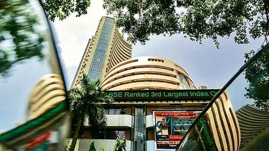 The BSE Sensex gained 307.66 points, or 0.60%, to close at 51,422.88.(Reuters)