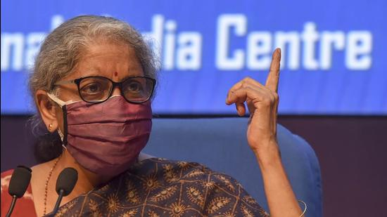 Nirmala Sitharaman's finance ministry said the group of ministers will submit its recommendations to the GST Council on or before June 8. (PTI)