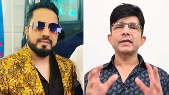 While Kamaal R Khan did not name Mika Singh, the comments came after the singer defended Salman Khan.