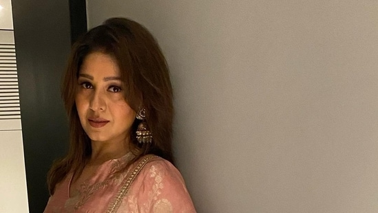 Sunidhi Chauhan has been a Bollywood playback singer for over two decades.