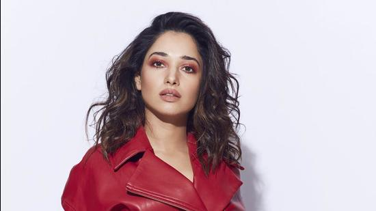 On the work front, actor Tamannaah Bhatia was last seen in web show, November Story.