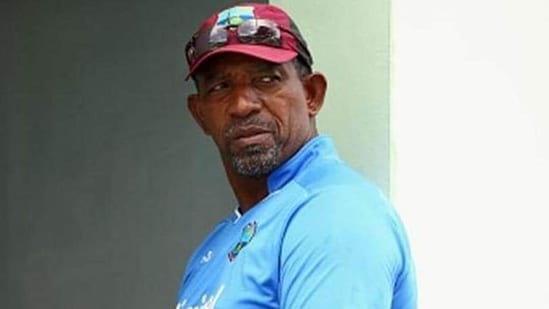 West Indies coach Phil Simmons.(Getty Images)