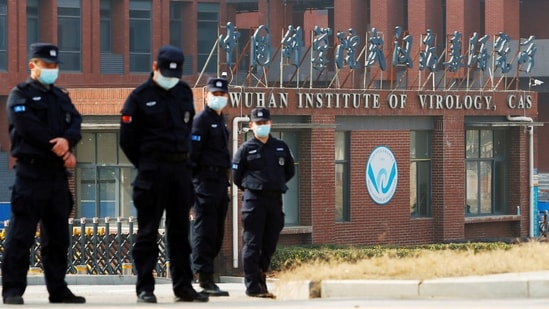 Information to support the theory that the SARS-CoV-2 virus may have escaped from a lab in Wuhan, China, has increased, said Scott Gottlieb, a commissioner of the Food and Drug Administration in the Trump administration.(Reuters file photo)