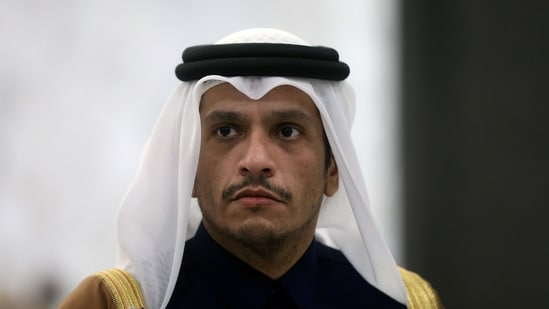 Qatari foreign minister Sheikh Mohammed bin Abdulrahman Al-Thani said there is no motivation reestablish ties with Syria. (REUTERS)