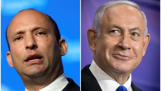 The new coalition's diverse members would have little in common apart from a plan to end the 12-year-run of Benjamin Netanyahu as Israel PM.(Reuters)