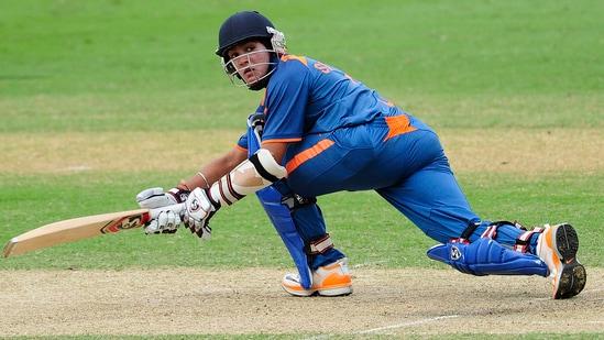 Wicket-keeper batsman Smit Patel(Twitter)