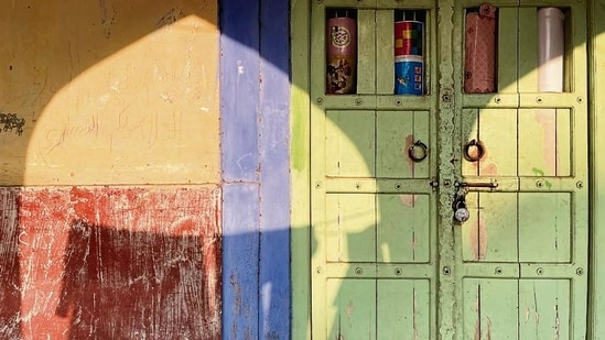 One of the most magical aspects of an Old Delhi landmark.(HT Photo)